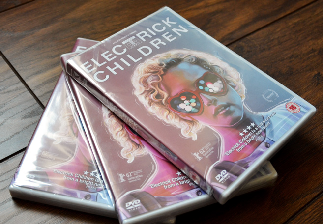 Electrick Children DVD cover
